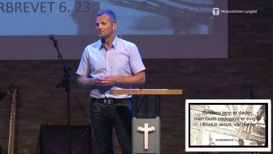 05.28 Pastor Jim Foss
