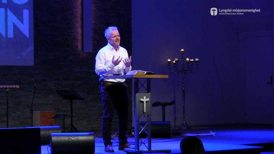 «Modig bønn» del 4 av Henning Persson