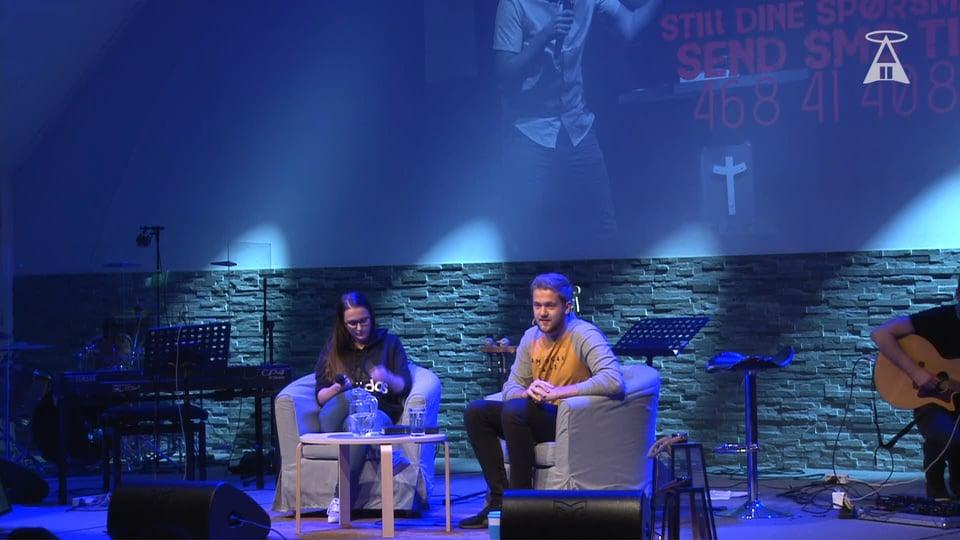 Q&A ved Ungdomspastor Markus Kvavik