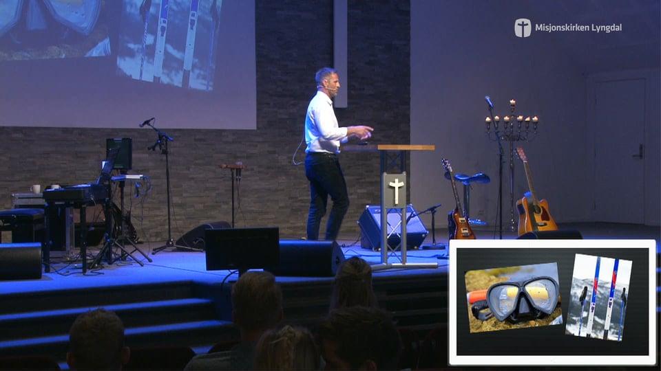 «Typisk Jesus» del 1 av Pastor Jim L Foss