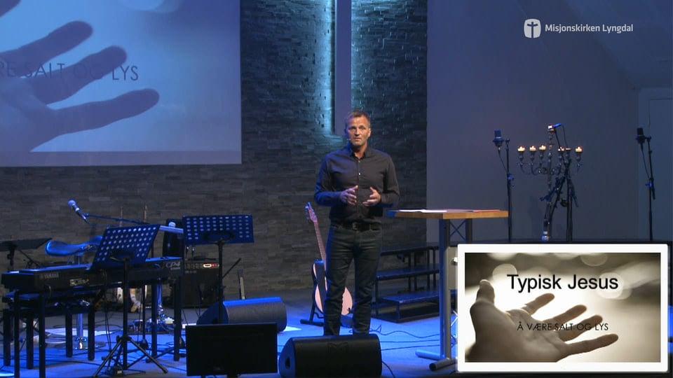 «Typisk Jesus» del 2 av Pastor Jim L. Foss