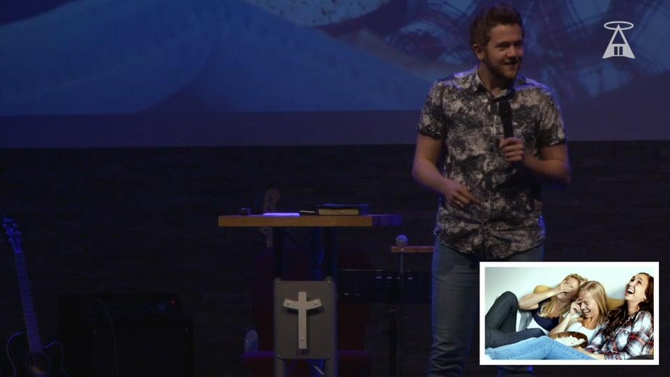 «Jeg har en plass» Del 3 Av Ungdomspastor Markus Kvavik
