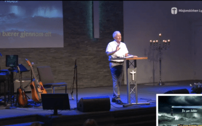 «Tro som holder – En tro gjennom alt» del 2 av Pastor Eilif Tveit