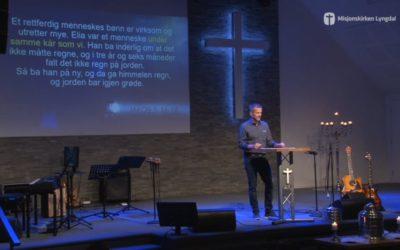 «Tro som holder – Tro i bønn» del 3 av Pastor Jim Foss