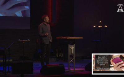 «Enklere liv» del 3 av Pastor Jim Foss 1