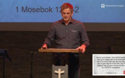 «På høy tid» del 1 av pastor Jim L. Foss