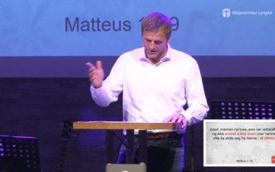 «På høy tid- kjærlighetens sanne ansikt» del 2 av pastor Jim L. Foss