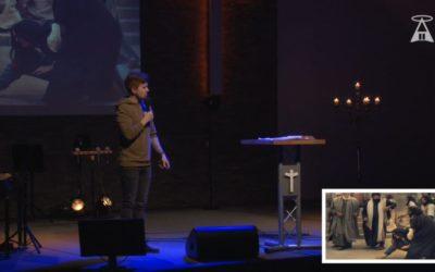 «Jesus er Kjærligheten som Forvandler Alt», Av Rolf Henrik Karlsen