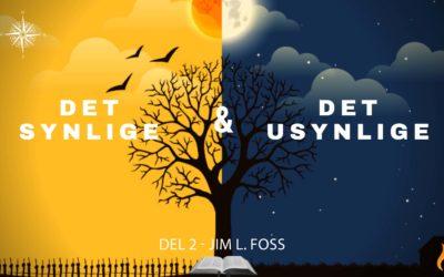 Connectopplegg – «Det synlige & Det usynlige» del 2 – Jim L. Foss