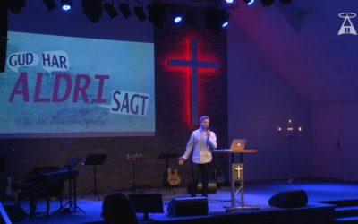 Taleserien «Gud har aldri sagt» Del 1 – «Du skal alltid være lykkelig» Av Tore Halvorsen Ellingsgaard