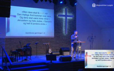«Med Jesus hele livet» Del 2 av Jim Foss