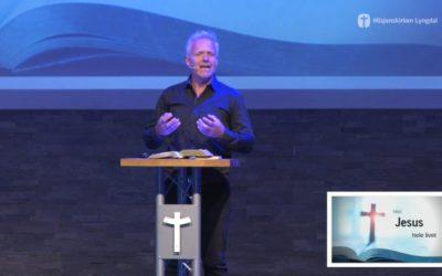 «Med Jesus hele livet – Tilgivelse» av Henning Persson