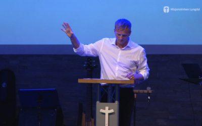 «En del av noe større» del 4 av pastor Jim L. Foss
