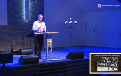» ID – hvem er jeg» del 1 av pastor Jim L. Foss