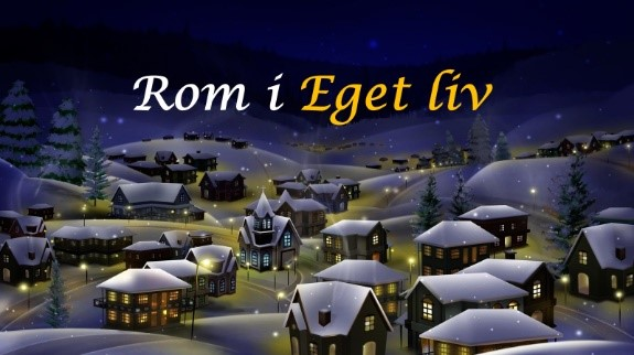 Connectopplegg – Rom i herberget del 1 – Eilif Tveit
