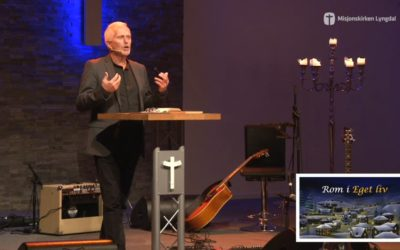 «Rom i Herberget» del 1 av pastor Eilif Tveit