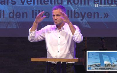 «Rom i herberget» del 3 av pastor Jim L. Foss