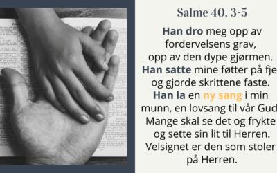 Salme 40, 3-5