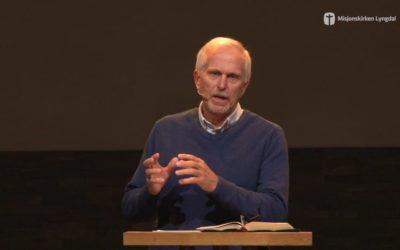 «Når vi ber» av pastor Eilif Tveit