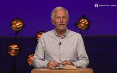 «Å kjenne Jesus» av pastor Eilif Tveit