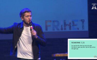 «Frihet» Del 2 Av Ungdomspastor Markus Kvavik