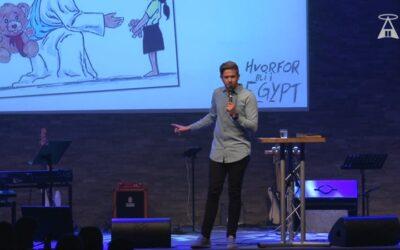 «Hvorfor bli i Egypt?» del 1 av Ungdommsleder Markus Kvavik