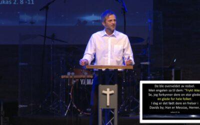 «Jeg er verdens lys» av Pastor Jim L. Foss
