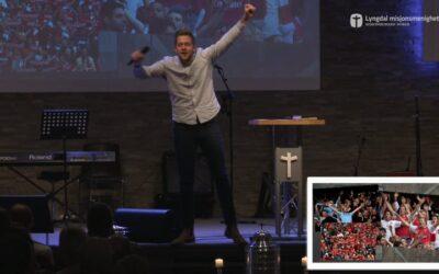 Modig bønn del 1 av Markus Kvavik