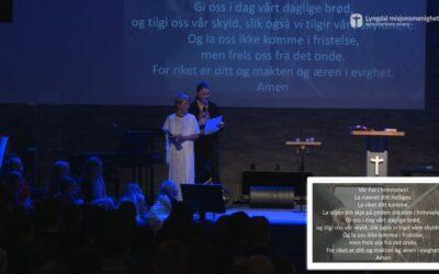 «Modig bønn» del 2 av Åse Marie Galteland