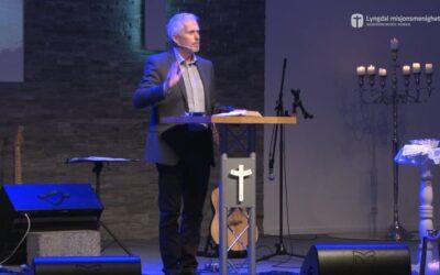 «Virkelig fri» av Pastor Eilif Tveit