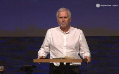 «Den ene» del 1 pastor Eilif Tveit