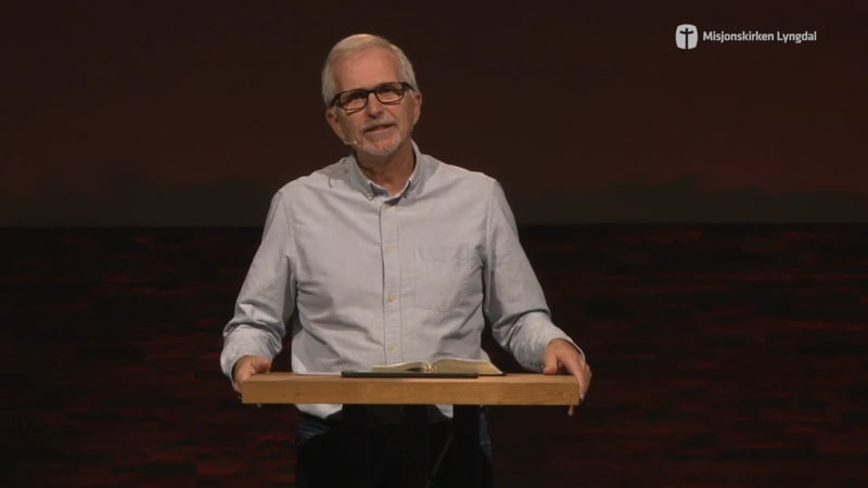 «Bekymringer og veien videre» av pastor Eilif Tveit
