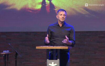 «Den ene» del 4 av pastor Jim L. Foss