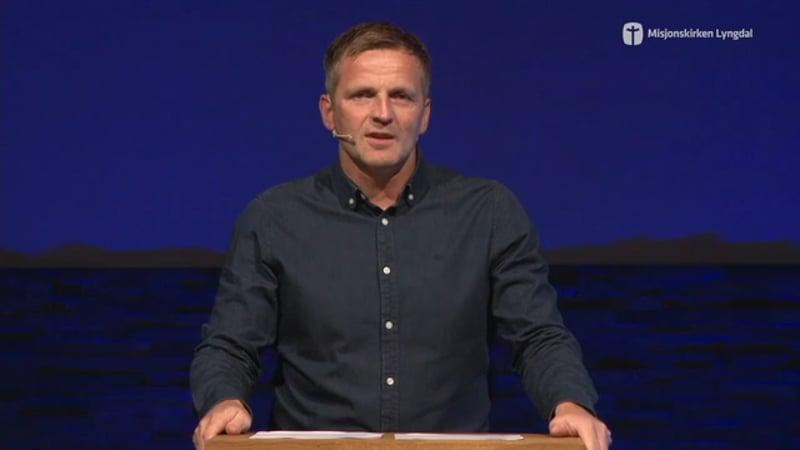 «Hvem er jeg» av pastor Jim L. Foss