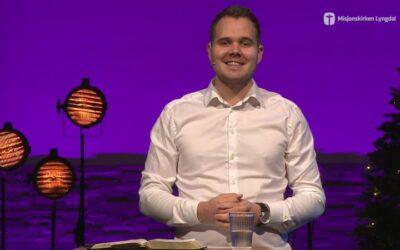 «På vei» del 3 av ungdomspastor Eirik Vikse
