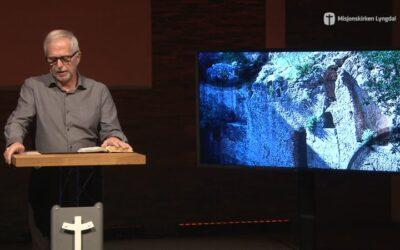 «Når tomheten taler» av pastor Eilif Tveit
