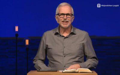 «Jona» del 4 av pastor Eilif Tveit